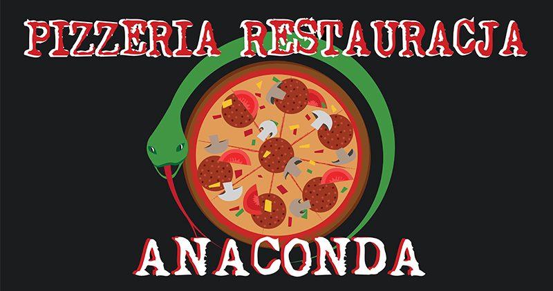 Anaconda - Pizzeria Restauracja w BYTOMIU logo