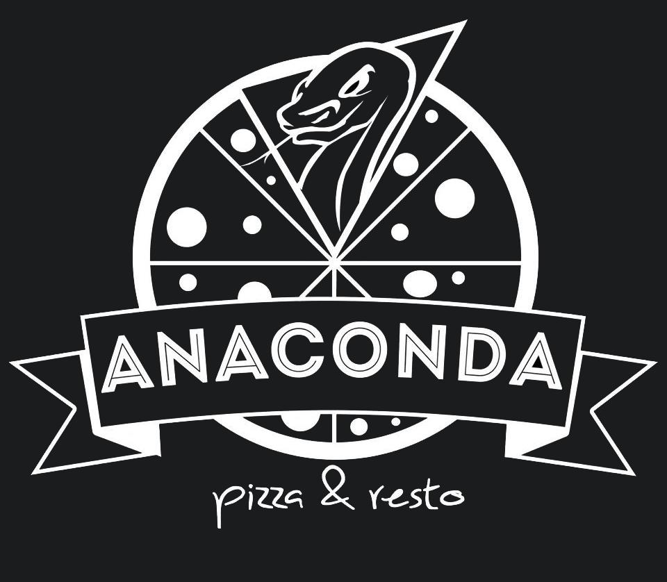 Anaconda - Pizzeria Restauracja w Bytomiu i Zabrzu logo